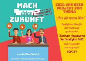 Thüringer Jugendpreis Nachhaltigkeit