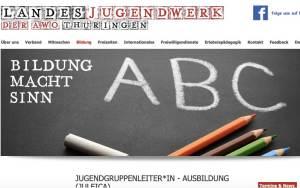 Ausbildung JugendgruppenleiterIn