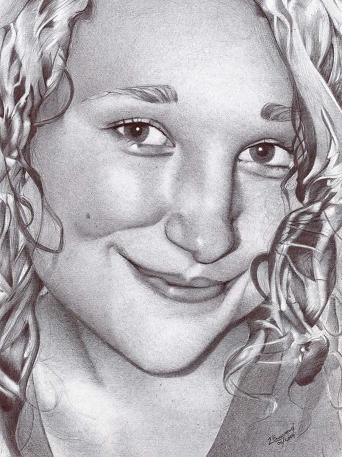Robin's Portrait