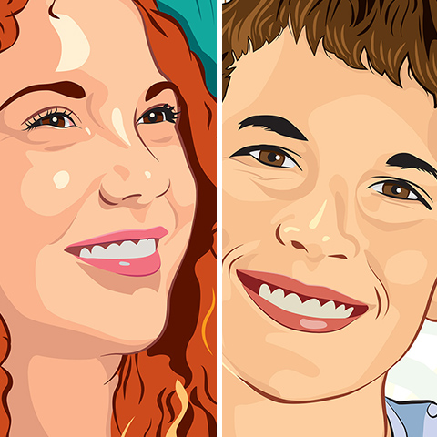Narnia Kids Portrait Featured Image
