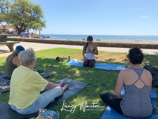 22 yoga w mai
