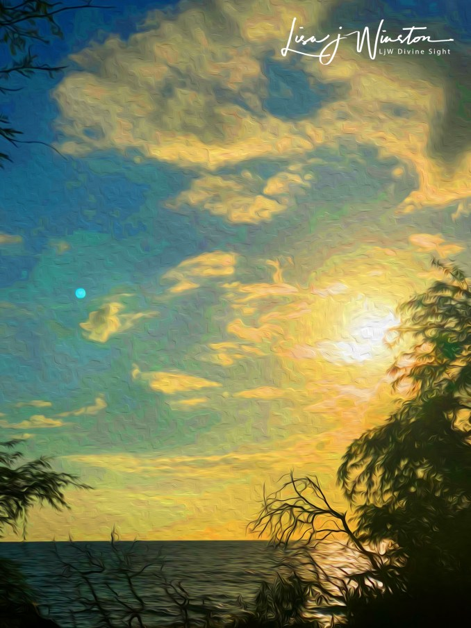 23 van gogh sunset