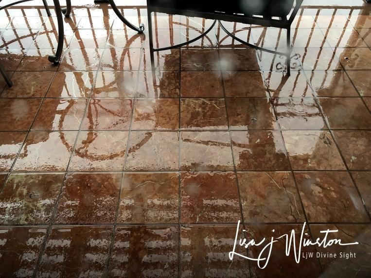 rain on terrace 3075
