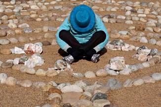 Wendy in Centering Prayer