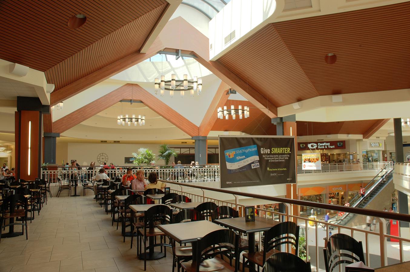 LK Architecture Westridge Mall Topeka KS