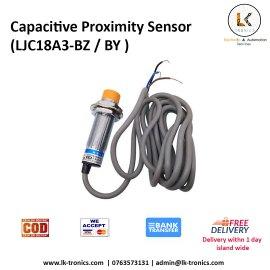 Capacitive Proximity Sensor (LJC18A3-BZ/BY)