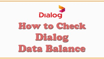 How to Deactivate Dialog My Tv Mobile Pakage - Couple SIM, Data SIM