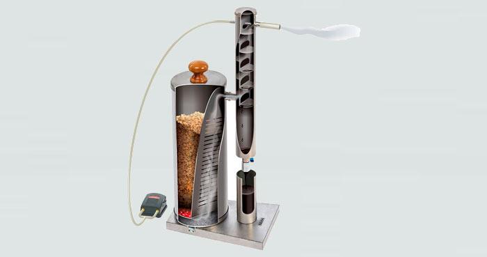Модернизированная конструкция дымогенератора Ханхи 2