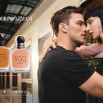 Adb Agency News Damon Baker Armani Beauty