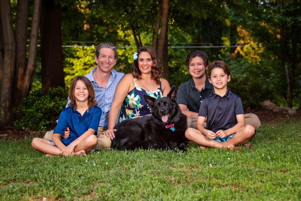 Walgren Family - Mooresville