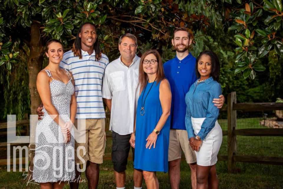 Larsen Family - Mooresville
