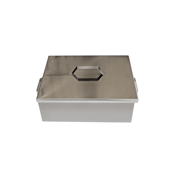 118-20 Stainless Steel Camping Casserole_