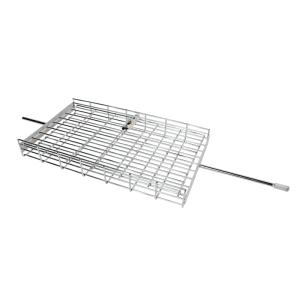 126-10 flat basket rotisserie