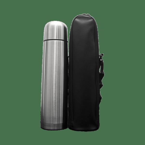 126-43 Vacuum flask 1.0L Stainless Steel
