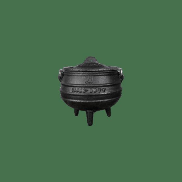 Best Duty Pot (3-Leg) #1-4 Size 0.7L 114-3