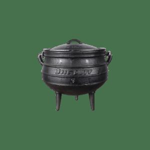 Best Duty Pot (3-Leg) #3 Size 7.8L 114-2