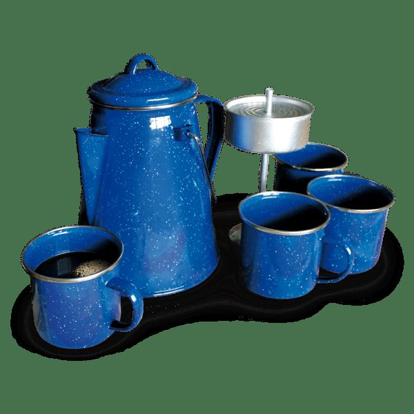 105-30 Coffee Percolator set_