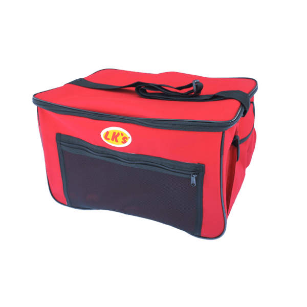 225-016 - Cooler Bag Red 30 - Can