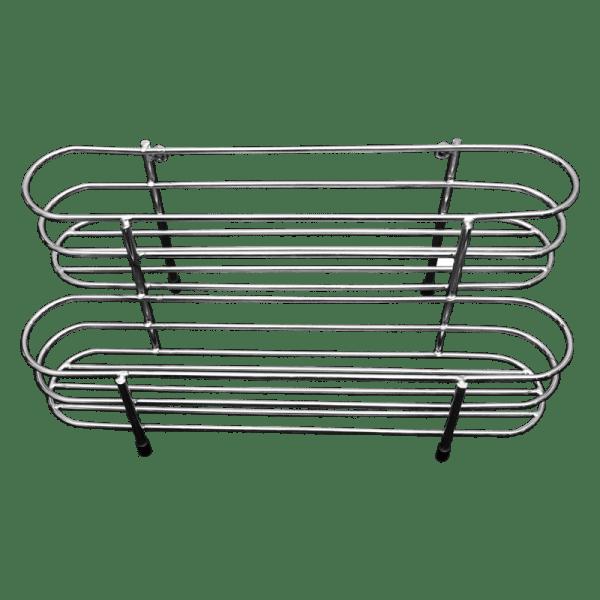 320-020 Chrome spice rack Tier 2