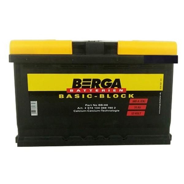 74AH 680EN BASIC-BLOCK BERGA