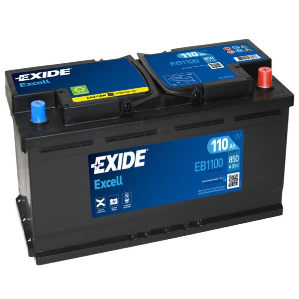 110AH EXCELL EXIDE EB1100
