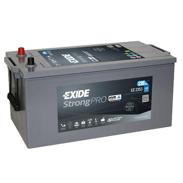 235AH EXIDE STRONGPRO EFB+ (V4)