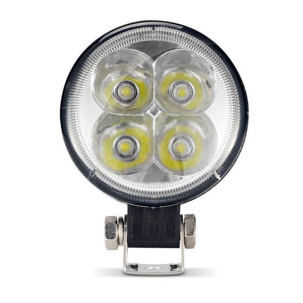 ΠΡΟΒΟΛΑΚΙ LED SPOT EPISTAR φ80mm