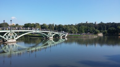 Bridges @ Tsaritsyno