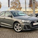 Nearly New A1 Audi 25 Tfsi S Line 5dr 2019 Lookers