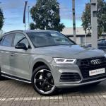 Nearly New Q5 Audi 45 Tfsi Quattro Black Edition 5dr S Tronic 2019 Lookers