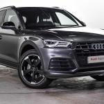 Nearly New Q5 Audi Black Edition 40 Tdi Quattro 190 Ps S Tronic 2019 Lookers