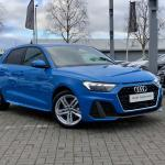 Nearly New A1 Audi 35 Tfsi S Line 5dr S Tronic 2020 Lookers