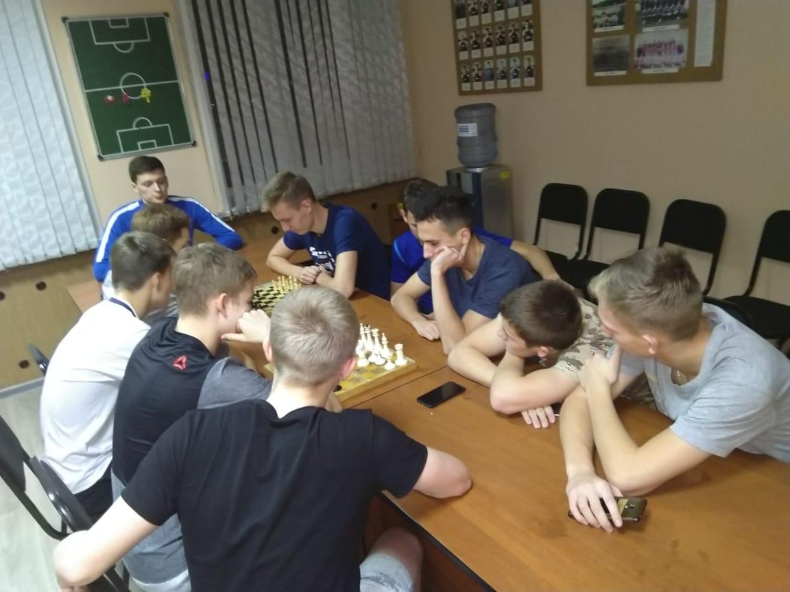 Шахматный турнир на приз деда Мороза