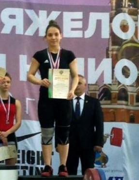 Екатерина Хаджиева