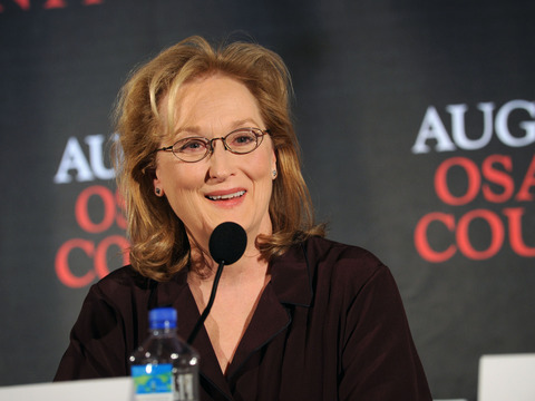 'Into the Woods' News! What Did Stephen Sondheim Tell Meryl Streep?