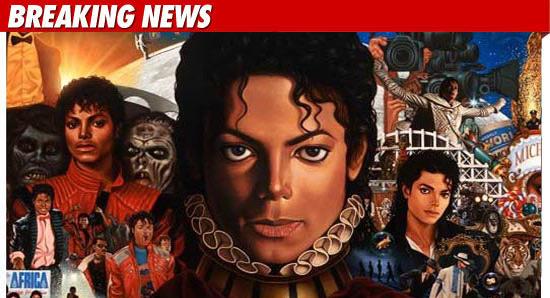 Michael Jackson Novo álbum vazaram