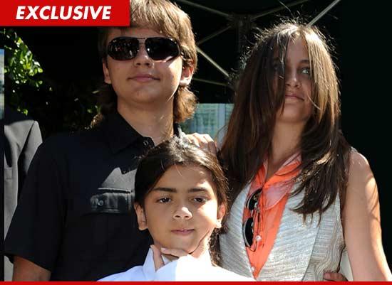 Michael Jacksons Kids