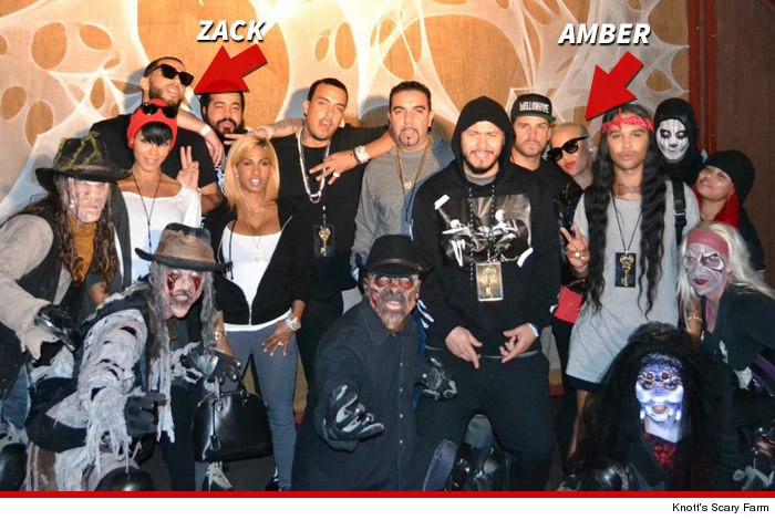 Amber Rose Dating French Montana Brother