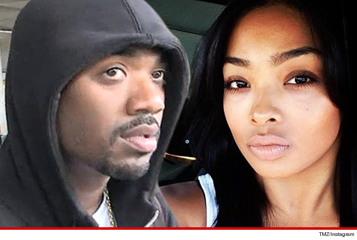 Ray J Girlfriend Suicide Threat