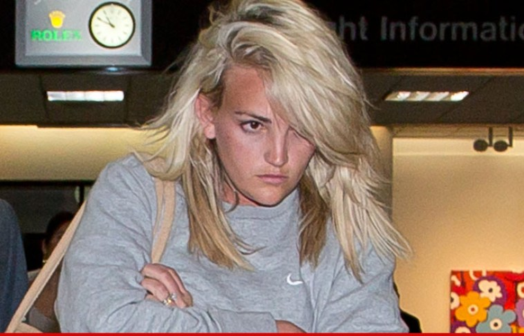Jamie Lynn Spears Fight