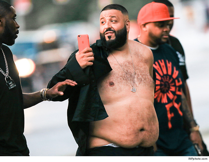 Image result for dj khaled shirtless
