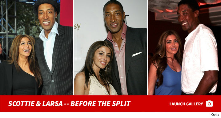 Image result for scottie pippen divorce