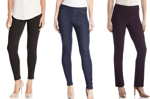 women's pants for athletic muscular legs