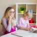 single mom raising credit score