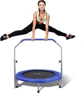 Rebounder exercise trainer