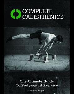 Calisthenics training complete book
