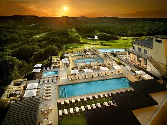 Omni Barton Creek Spa Resort