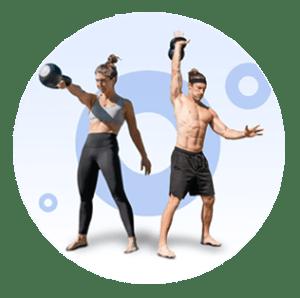 momentum, strength, and wellness