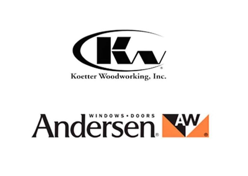 Koetter Woodworking & Andersen Windows