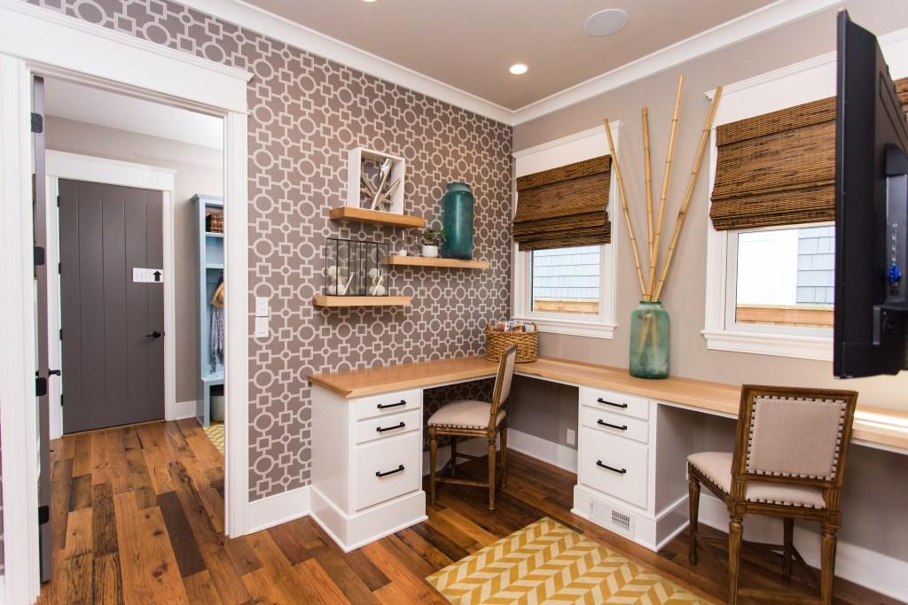 LL&A Interior Design Homearama Office Louisville